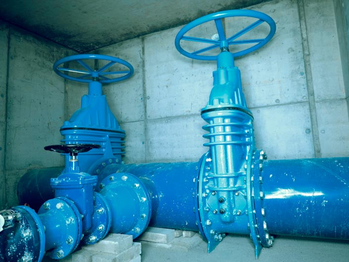Materiales recomendados en la construcción de redes de agua potable