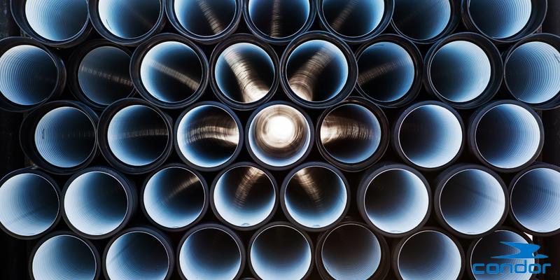 Tipos de tuberías