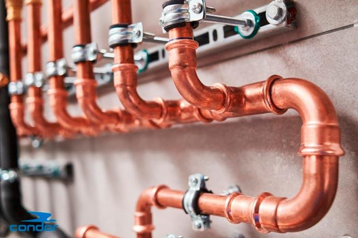 Las 7 propiedades de las tuberías de cobre