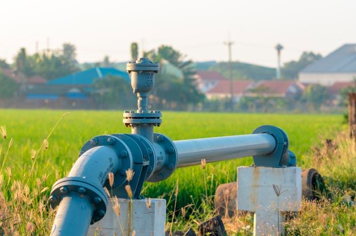 4 tipos de riego y abastecimiento de agua